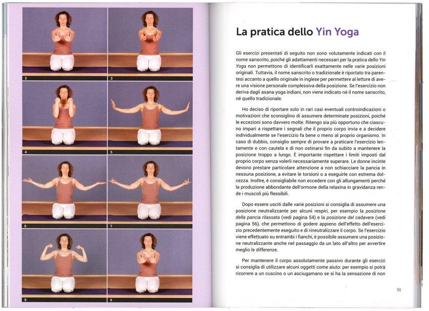 Yin Yoga - interno