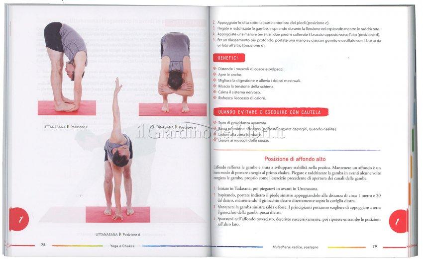 Yoga e Chakra - Interno