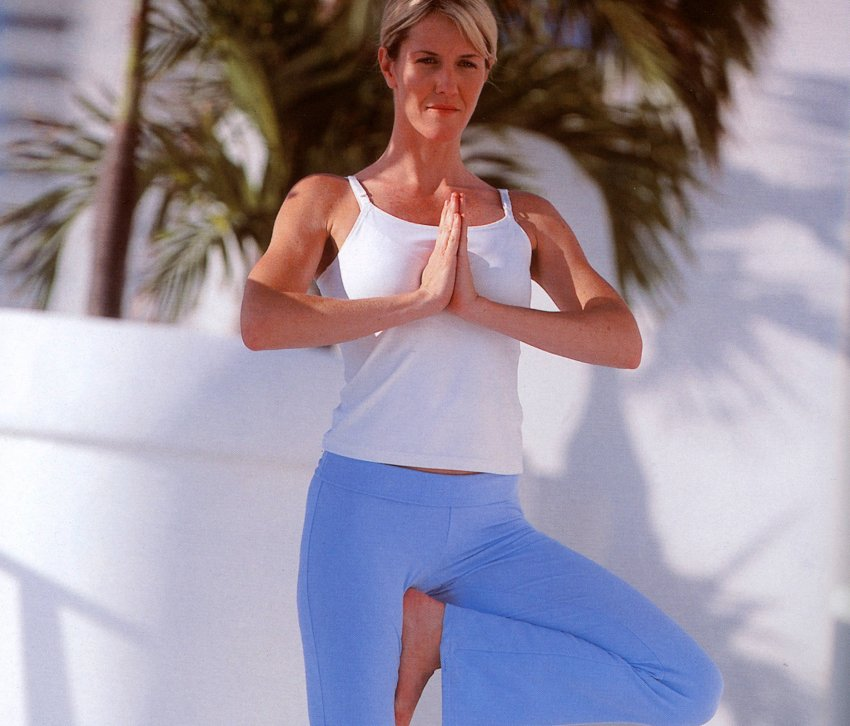Yoga per Donne - posizione