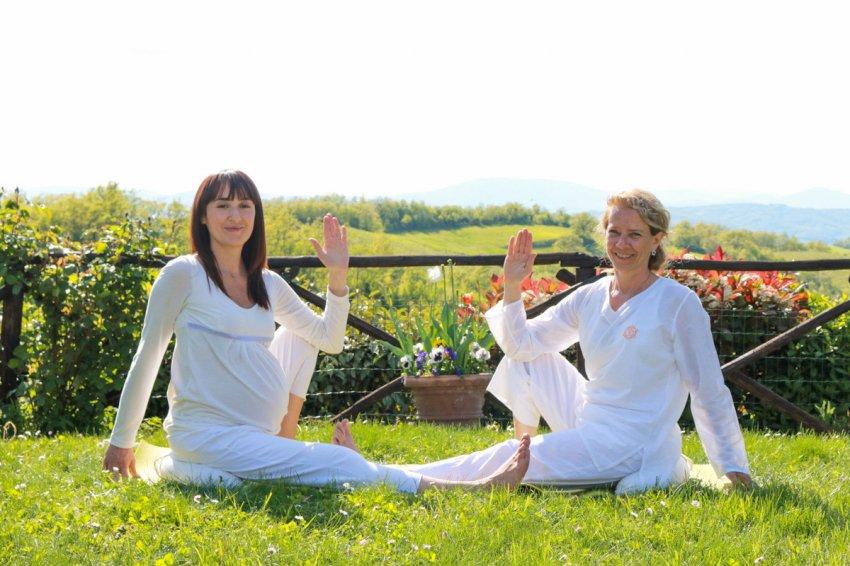 Lo Yoga in Gravidanza - Immagine del Video