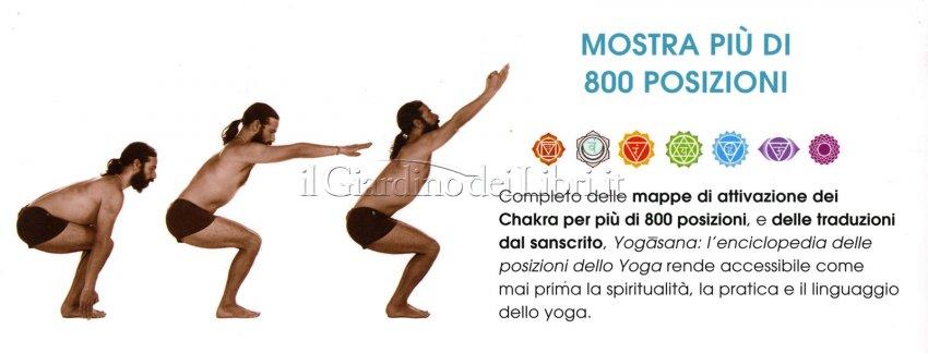 Yogasana - Posizioni Yoga