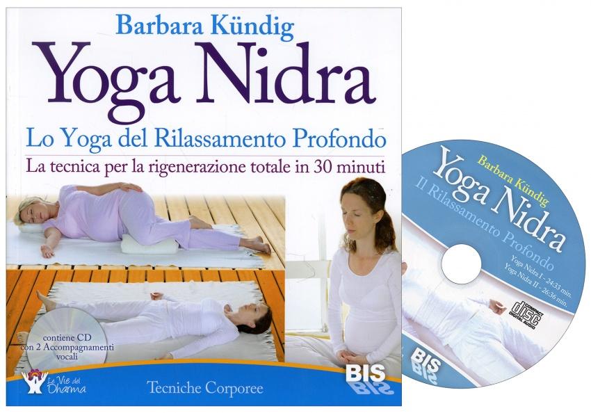 Yoga Nidra con CD