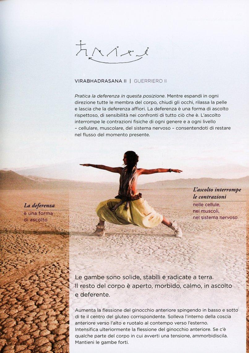 Yoga posizione 1
