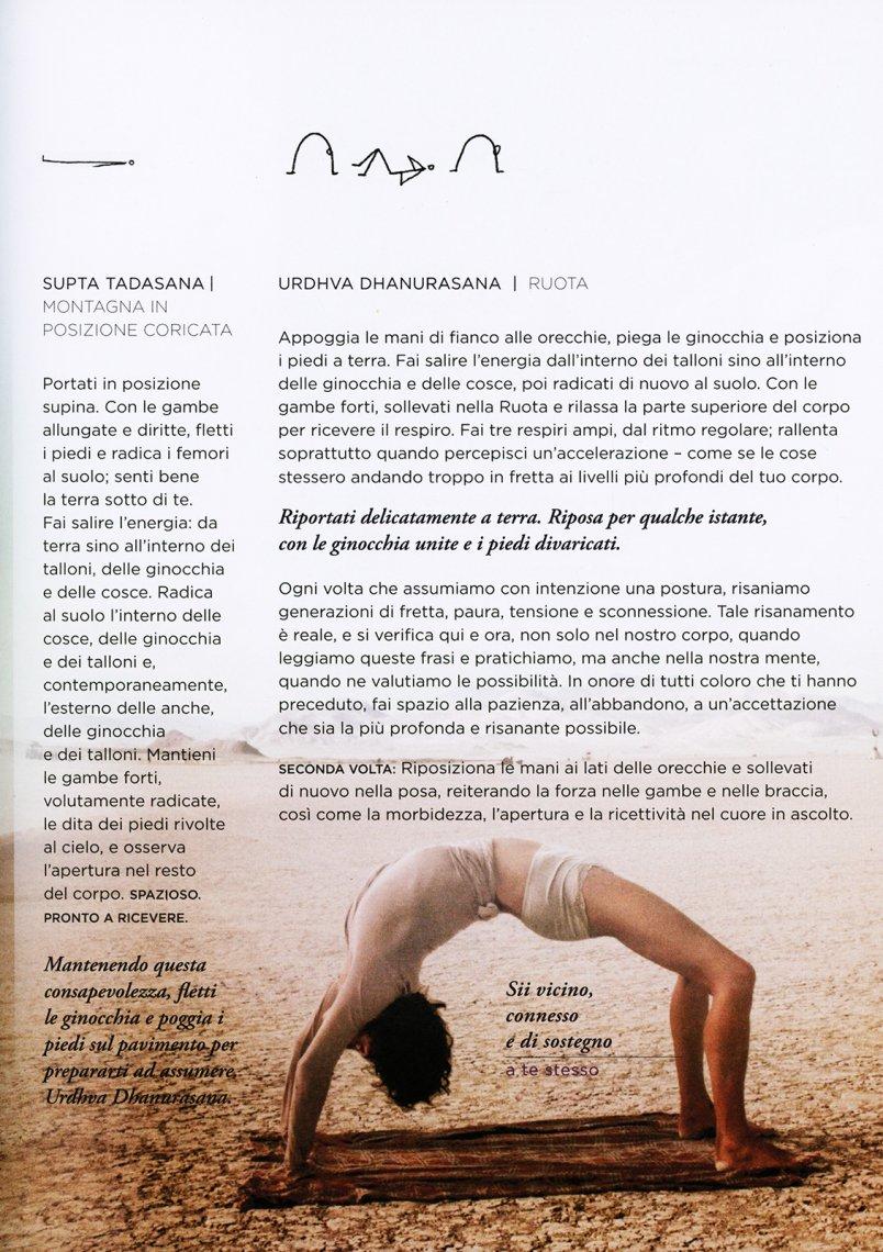 Yoga posizione 2
