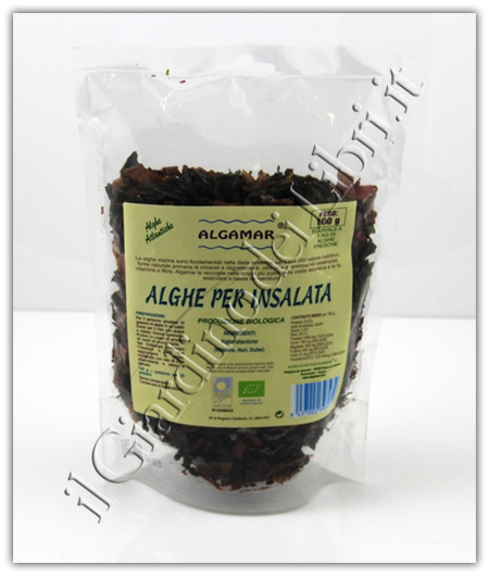 Alghe per Insalata Algamar