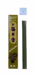 Incenso Morning Star - Green Tea
