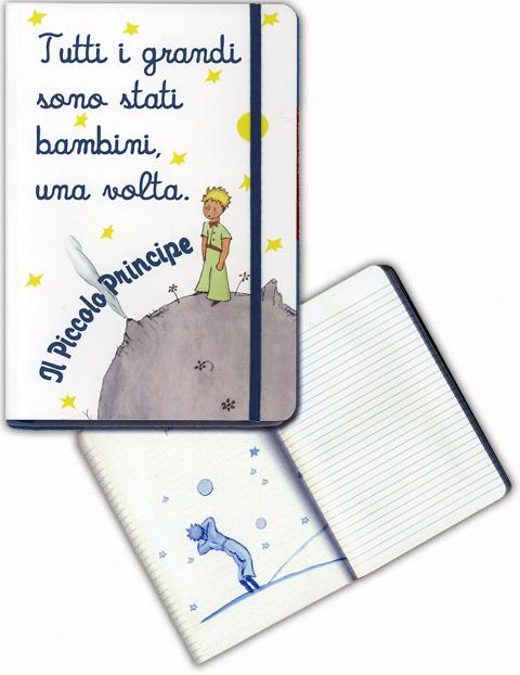 Quaderno Il Piccolo Principe