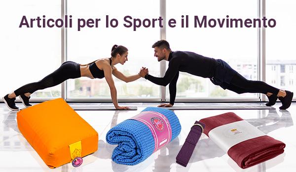 Articoli per lo Sport e il Movimento