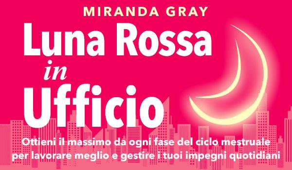 Luna Rossa in Ufficio