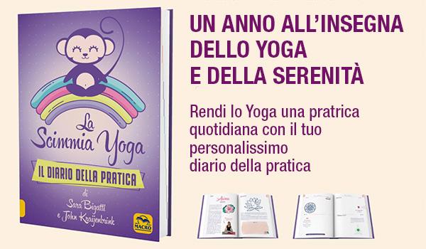 La Scimmia Yoga: il diario della Pratica