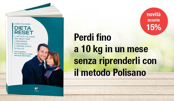 Novità Dario Polisano - Dieta Reset