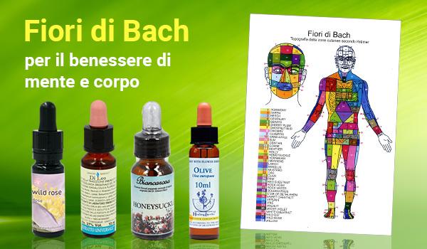 Fiori di Bach per il benessere di mente e corpo