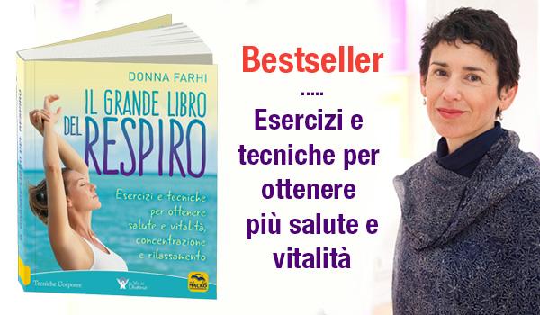 Bestseller - Il Grande Libro del Respiro