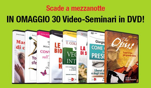 In OMAGGIO 30 Video-Seminari in DVD