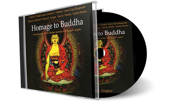 Homage to Buddha - NOVITÀ