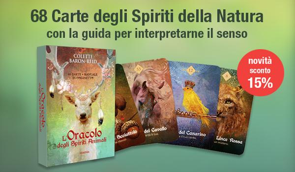 Novità - L'Oracolo degli Spiriti Animali