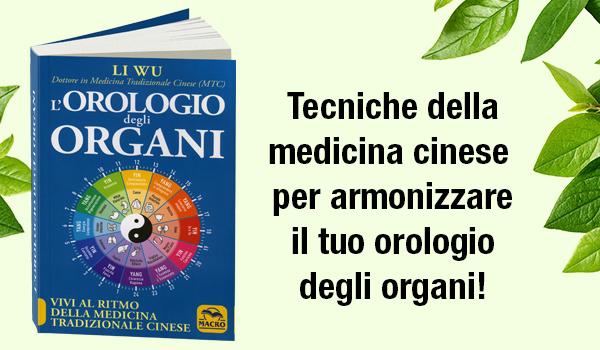Bestseller Li Wu - L'Orologio degli Organi