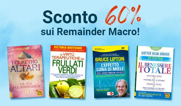 Sconto 60% su molti titoli Macro Edizioni