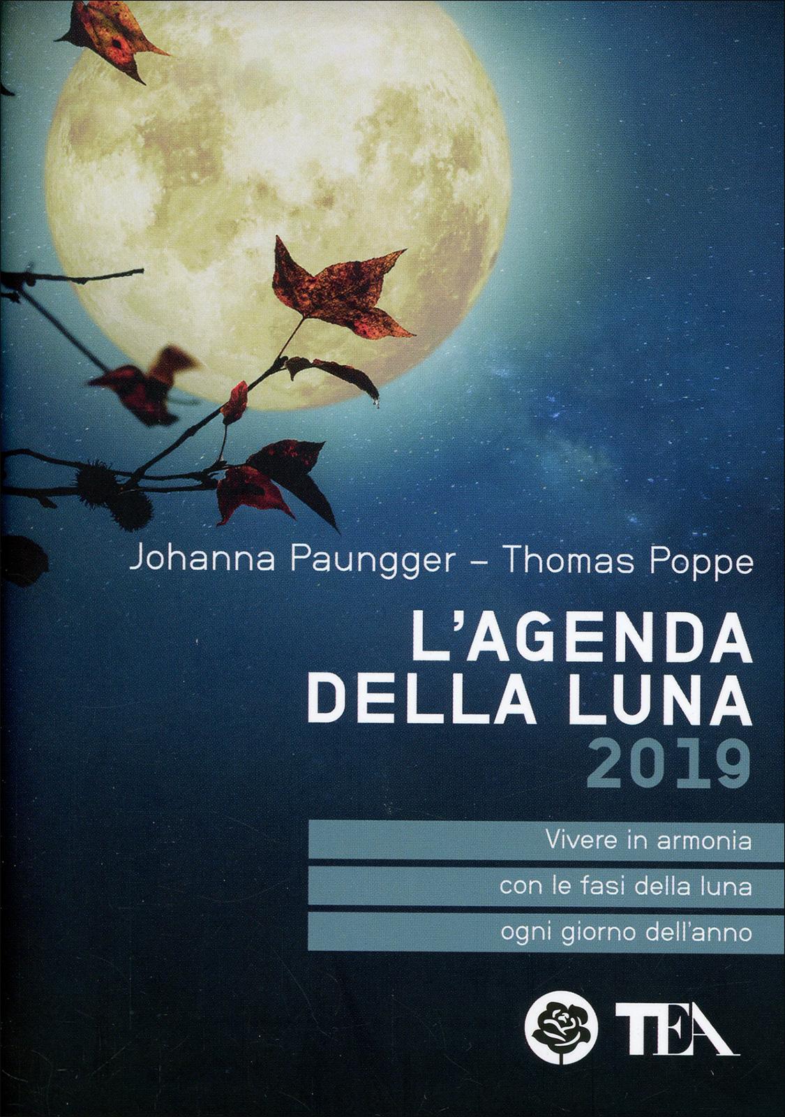 Calendario Lunare Per La Salute E La Bellezza.L Agenda Della Luna 2019