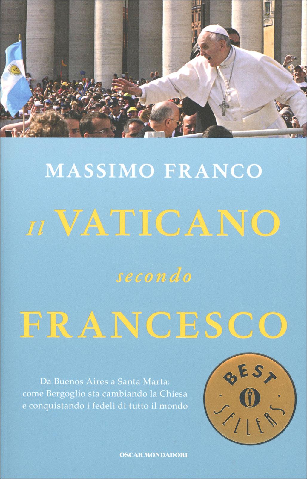 Il Vaticano Secondo Francesco Libro Di Massimo Franco