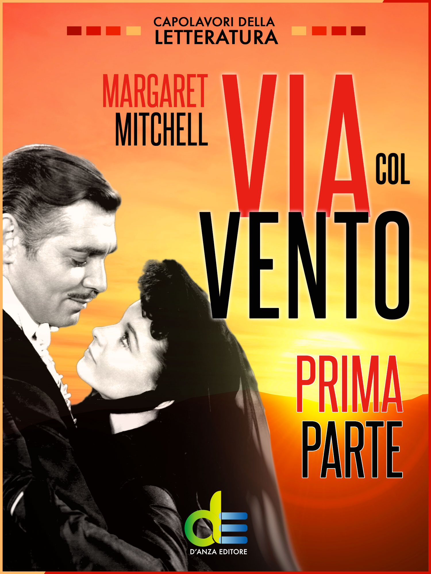 Via Col Vento Ebook Margaret Mitchell