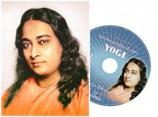 Il Meglio di Autobiografia di uno Yogi Audiolibro Mp3 + Cartolina - Omaggio