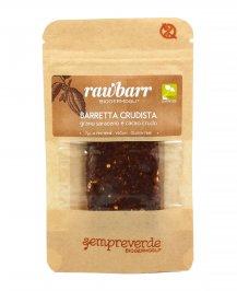 Barretta Crudista di Grano Saraceno e Cacao Crudo