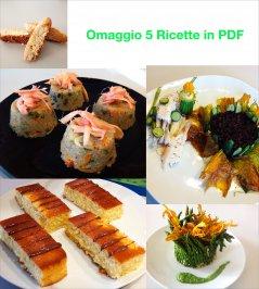 eBook PDF - 5 Ricette