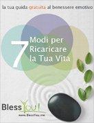 eBook PDF - 7 Modi per Ricaricare la Tua Vita