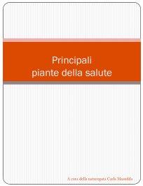 Principali Piante della Salute - Omaggio PDF