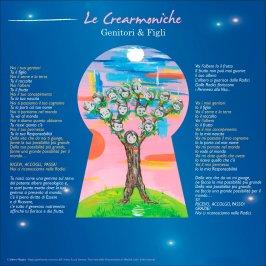 eBook PDF - Poster Crearmoniche - Genitori e Figli