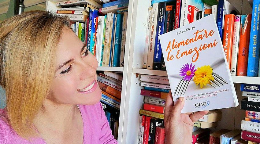 """Barbara ha intervistato Barbara Tamara Giorgis, autrice del libro """"Alimentare le Emozioni""""."""