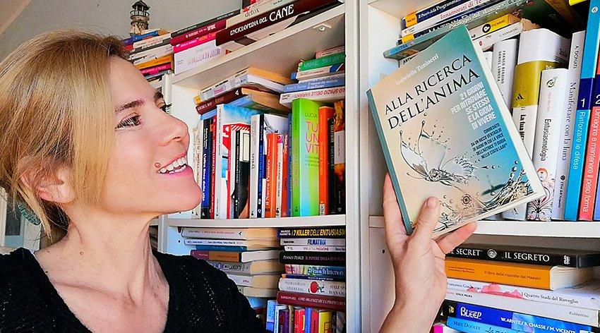 """Leggi l'intervista di Barbara a Gabriella Tuninetti, autrice del libro """"Alla Ricerca dell'Anima""""."""