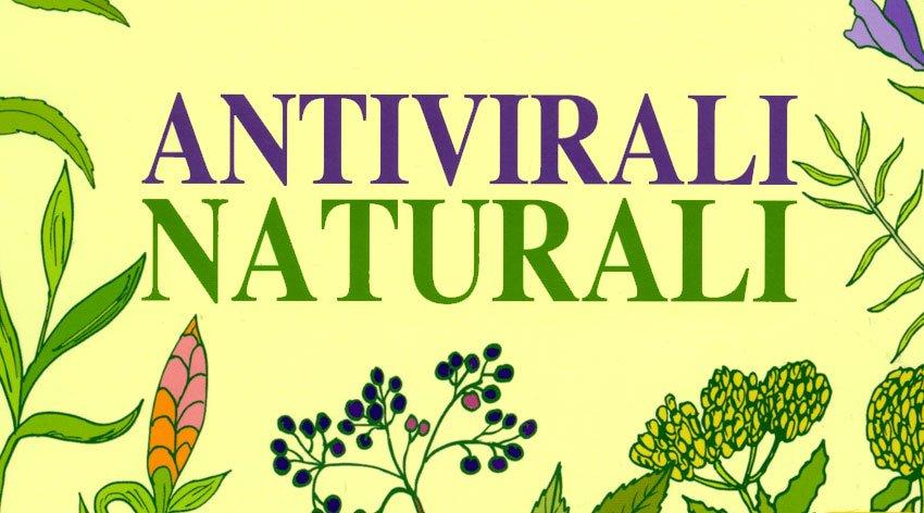 I rimedi antivirali fitoterapici