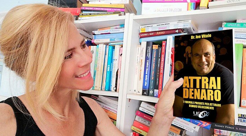 """Leggi l'intervista di Barbara a Joe Vitale, autore del libro """"Attrai Denaro""""."""