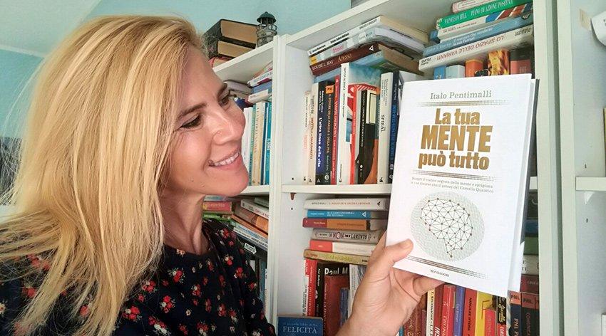 """Barbara ha intervistato Italo Pentimalli, autore del libro """"La tua Mente può Tutto""""."""