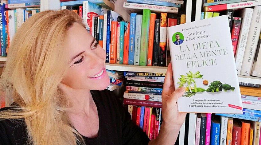 """Leggi l'intervista di Barbara a Stefano Erzegovesi, autore del libro """"La Dieta della Mente Felice""""."""