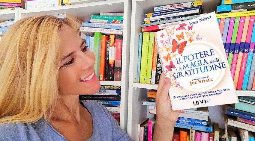 """Leggi l'intervista di Barbara a Ivan Nossa, autore del libro """"Il Potere e la Magia della Gratitudine""""."""