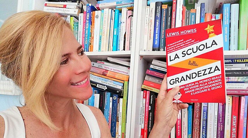 """Barbara ha intervistato Lewis Howes, autore del libro """"La Scuola della Grandezza""""."""