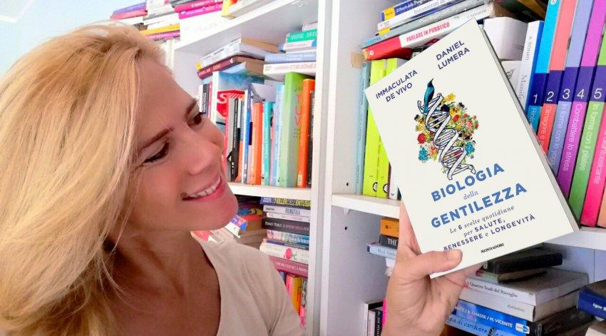"""Leggi l'intervista di Barbara a Daniel Lumera, autore del libro """"Biologia della Gentilezza""""."""
