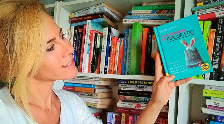 """Barbara ha intervistato Bärbel Mechler, autrice del libro """"Circondati da Psicopatici""""."""