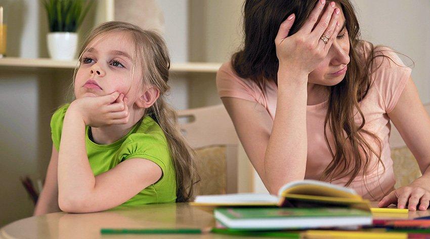 Compiti per casa: genitori e figli