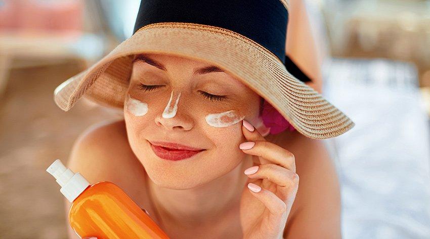 Le creme solari bio garantiscono alla pelle protezione dalle radiazioni solari e un'abbronzatura sicura