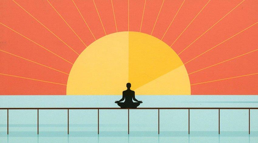 Dieci minuti per essere zen