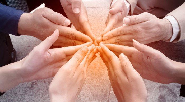 Energia miracolosa del Gruppo
