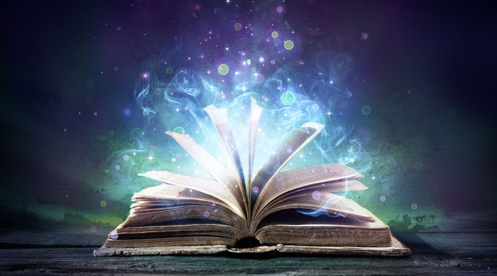 Identikit dello scrittore mago