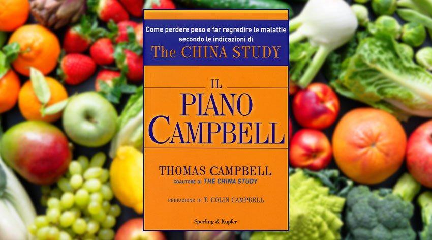 Il Piano Campbell - Prefazione di T. Colin Campbell