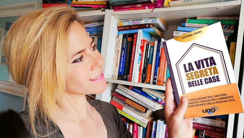 """Leggi l'intervista di Barbara a Caterina Locati, autore del libro """"La Vita Segreta delle Case""""."""