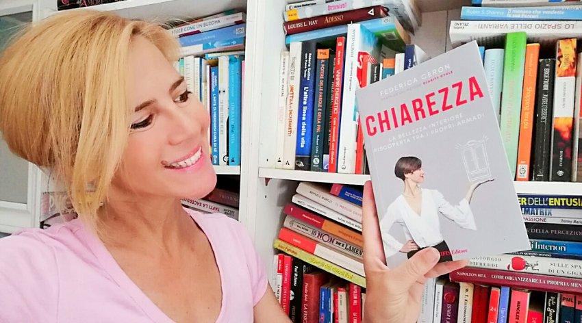 """Leggi l'intervista di Barbara a Federica Ceron, autrice del libro """"Chiarezza""""."""