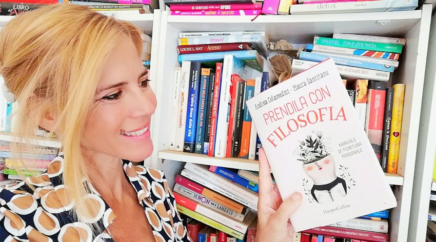 """Leggi l'intervista di Barbara a Maura Gancitano, autrice del libro """"Prendila con Filosofia""""."""